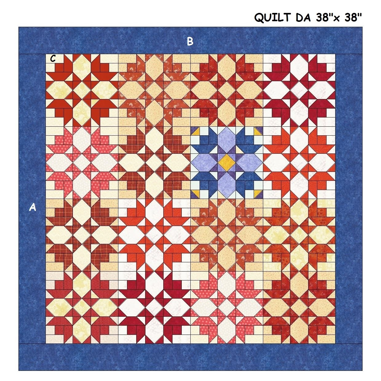 patchwork cartamodello